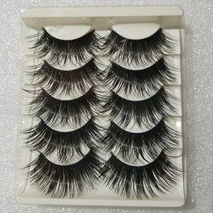 Other - 5 Pairs 3D Top Lash XL Long Eyelashes
